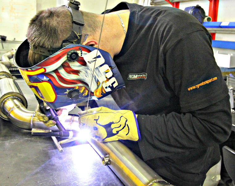 TechniFlow Welder