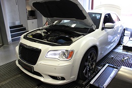 CHRYSLER 300 C SRT8 6.4