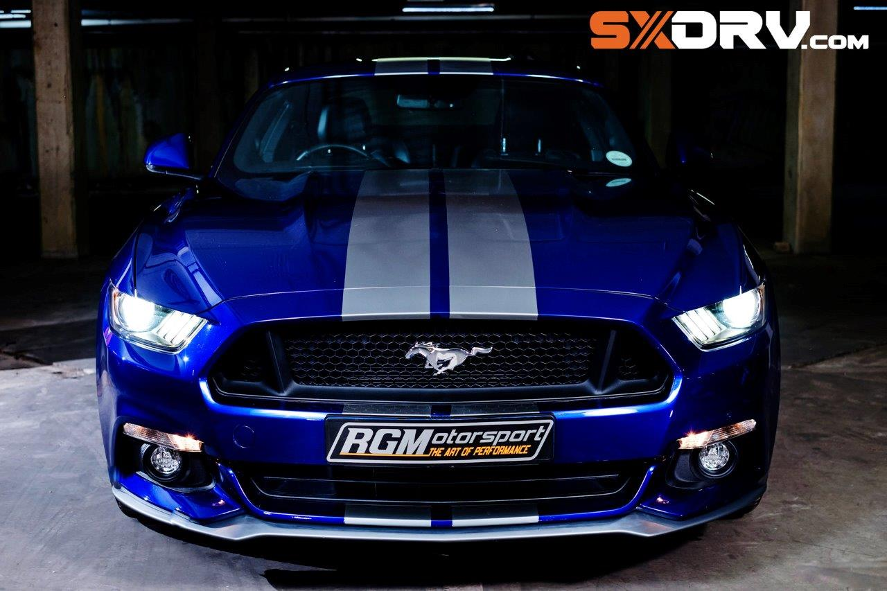 Ford Mustang 5.4l V8 Supercharged