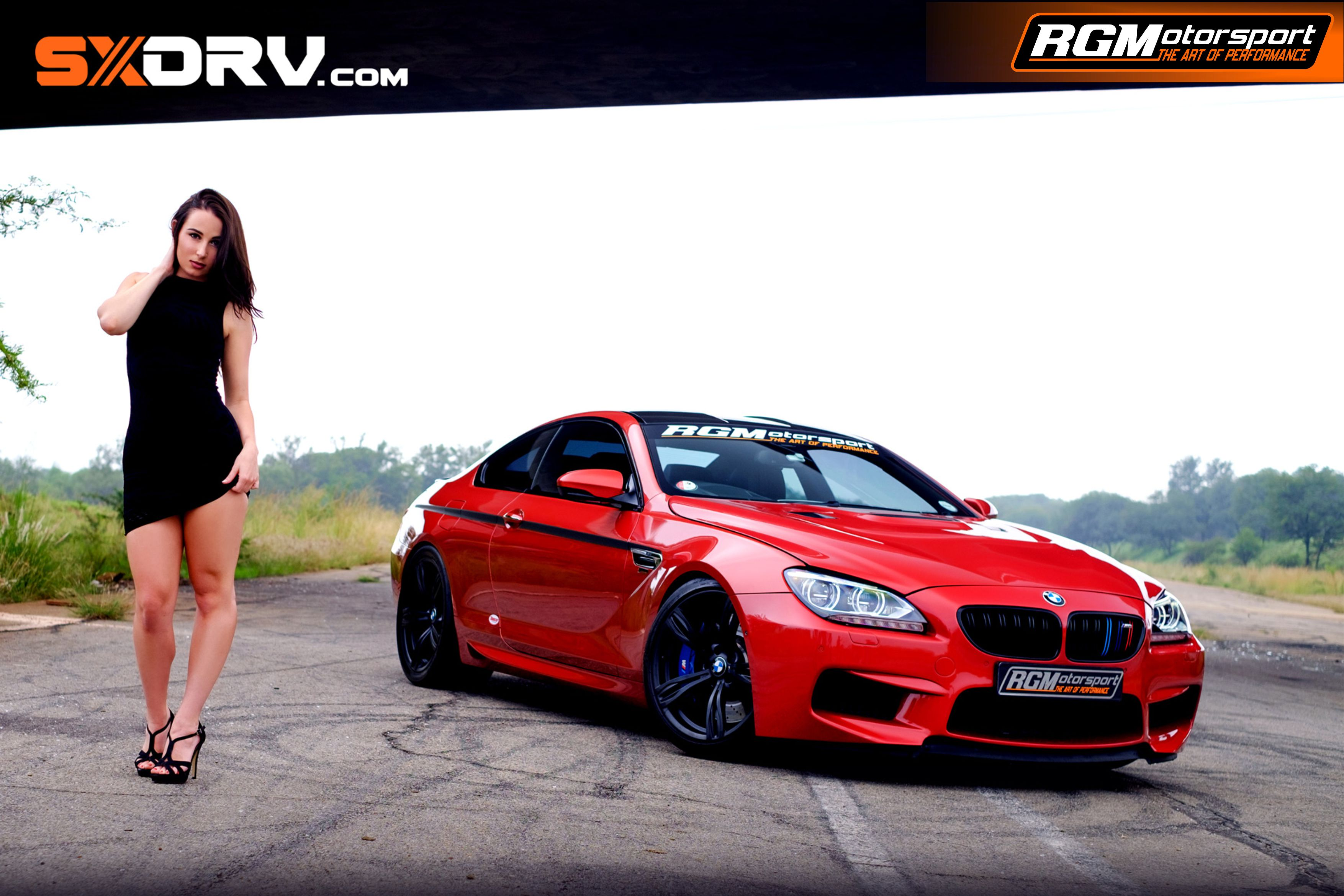 RGM BMW M6 WALLPAPER 1