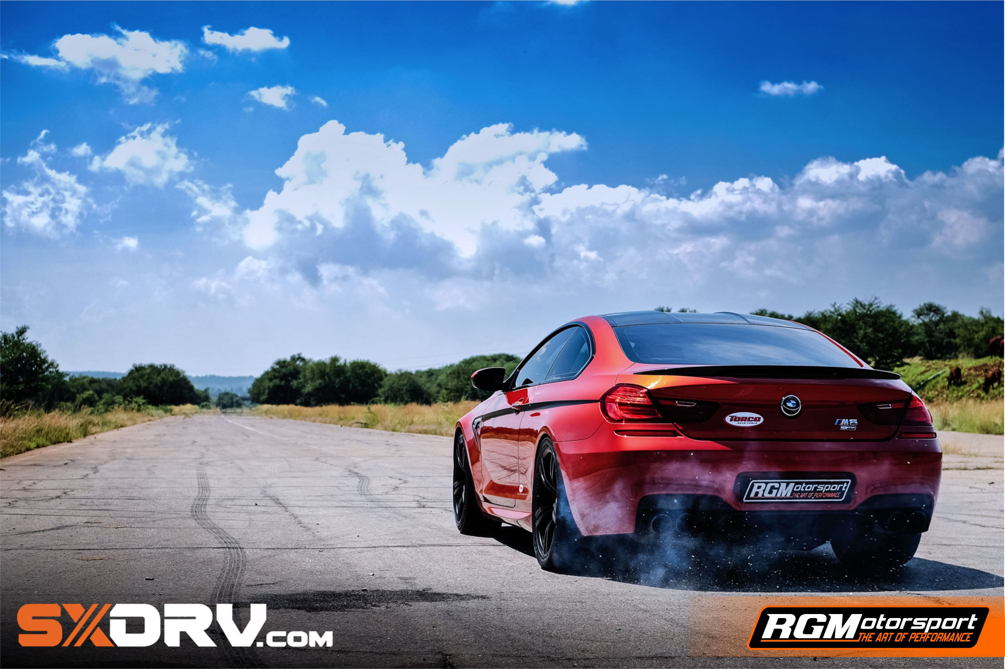 RGM BMW M6 WALLPAPER 3